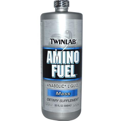Amino Fuel For Methadone Detox by Twinlab Amino Fuel 32 Oz Evitamins