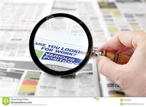 Find Looking For Work Looking For Work Royalty Free Stock Photos Image 35338488