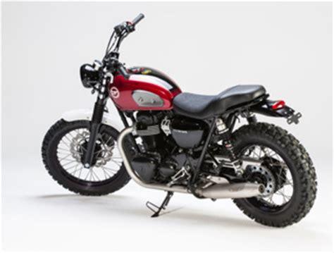 Motorrad Umbau Krefeld by Lsl Umbau W 800sc Modellnews