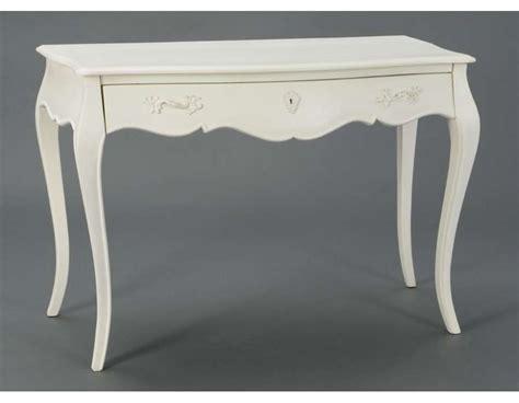 bureau baroque pas cher bureau blanc pas cher avec un style baroque