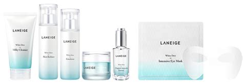 Sale Laneige Fresh Brightening Cleansing 4ml Sachet laneige white dew skin refiner laneige skin shopping sale koreadepart