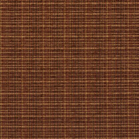 Country Style Upholstery Fabric by Spice Coral And Gold Country Style Woven Tweed Upholstery Fabric
