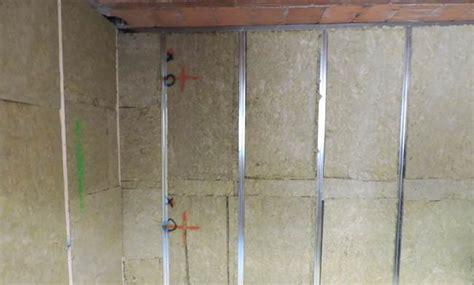 isolamento acustico parete interna isolamento acustico progetto chalet garin