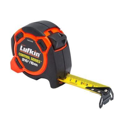Home Depot Lufkin by Lufkin 26 Ft Series Measure Cs8525cme The Home Depot