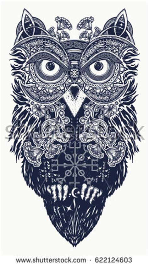 owl tattoo aztec aztec owl drawings www pixshark com images galleries