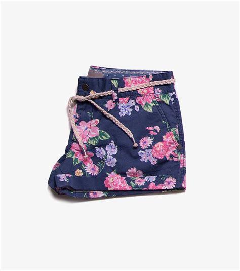 Floral Print Shorts floral print shorts arlo