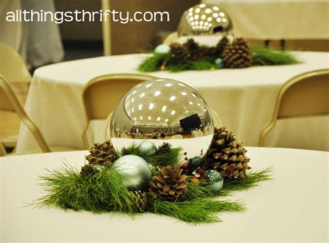 christmas table centerpieces inexpensive summer clearance items ideas