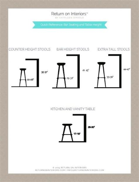 Bar Stools For Kitchen Island by Best 25 Bar Stool Height Ideas On Pinterest Buy Bar