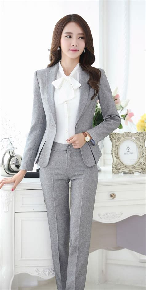 Blazer Dress Shirt Set formal pant suits for business suits for work wear