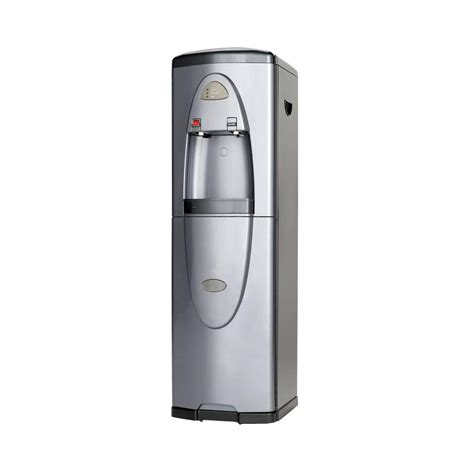 global water and cold bottleless water cooler with 4