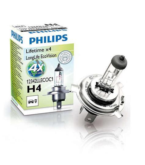 Philips Eco Vision H4 12v 60 55w Lu Mobil Tahan Lama philips h4 12v 60 55w p43t 38 longlife ecovision 12342llecoc1 8727900361896 svetila fr