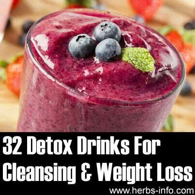 Easy Detox Drinks To Loss Weight by Healthy Detoxes Cleansing Healthy