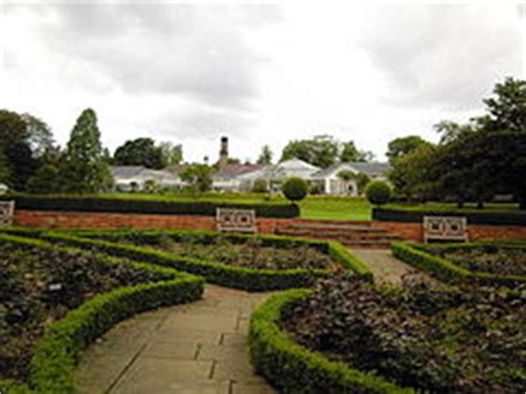 Botanical Gardens Edgbaston Birmingham Botanical Gardens
