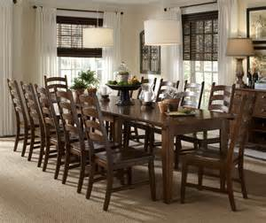 Dining Room Pieces A America Furniture Toluca 13 Piece 60x38 Dining Room Set