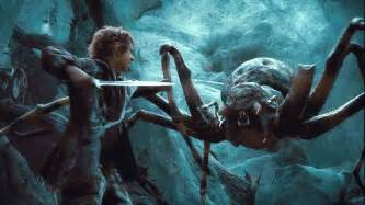 le spinne the spiders of the hobbit the desolation of smaug the