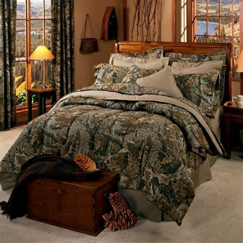 Camo Comforter Set by Realtree Bedding Camo And