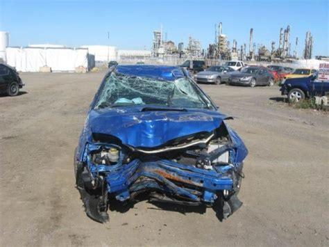 crashed subaru crashed subaru wrx sedan transformed into a tuned honda