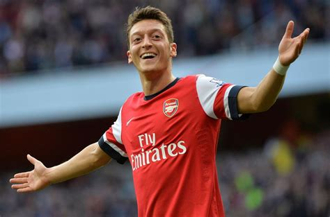 arsenal ozil there will be goals why mesut ozil will destroy crystal