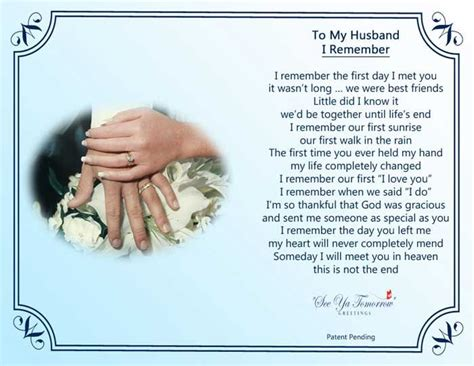 Wedding Anniversary Quotes In Heaven by Missing Husband In Heaven Missing My Husband Pictures To