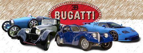 bugatti history bugatti