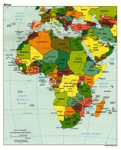 map of africa countries nigeria and africa renaissance initiative inc