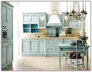 Superb Kitchen Cabinets Design Ideas Photos #3: Light-blue-kitchen-cabinets.jpg