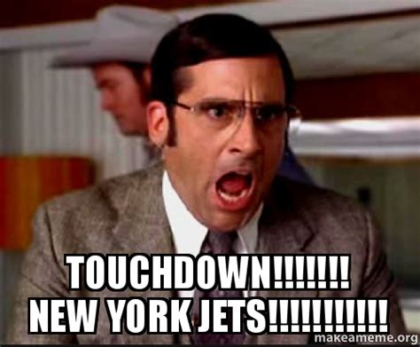 Create A Meme - touchdown new york jets make a meme