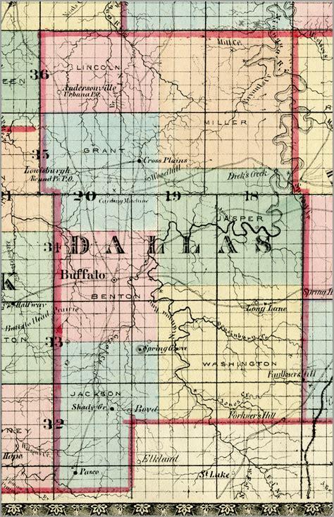 Dallas County Civil Search Ozarks Civil War Counties