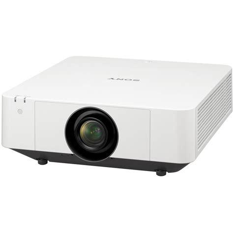 Lu Lcd Projector Sony sony vpl fhz65 6000 lumen 3lcd laser light source vpl fhz65 w