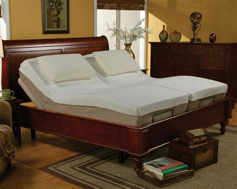 queen size adjustable bed casual queen size adjustable metal bed frame only no