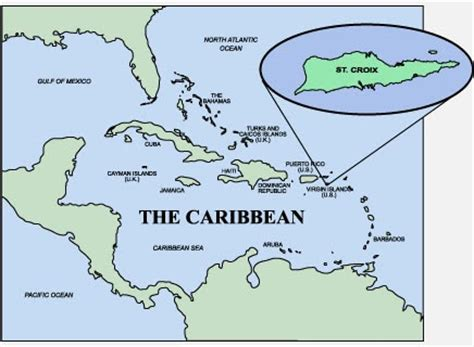 st croix caribbean map every day is special october 21 hurricane thanksgiving