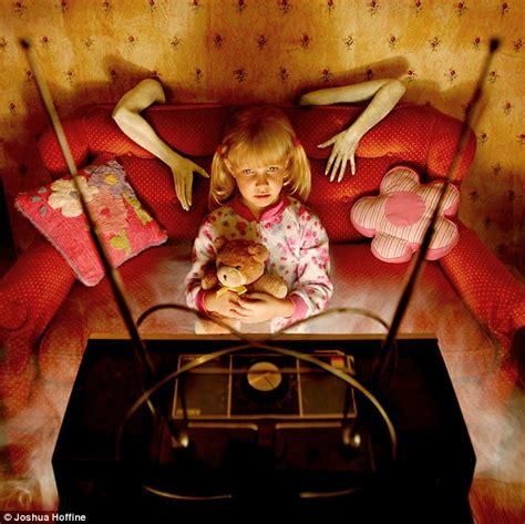 monster under my bed movie missouri photographer joshua hoffine creates terrifying