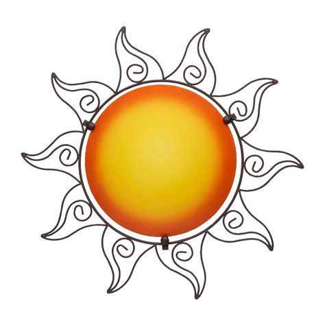 wandleuchte sonne wandleuchte wandle sonne glas orange stimmungsleuchte