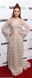 Loena Calvin Calvin Maxy kate hudson and suki waterhouse wow in gowns at the 2015