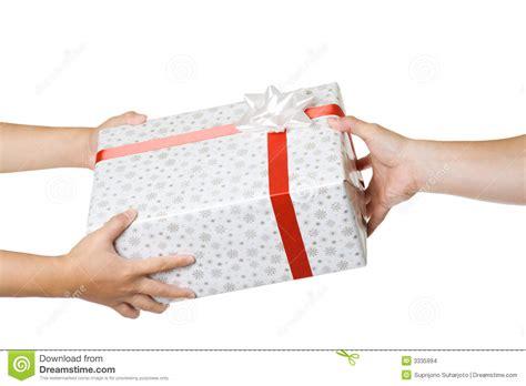 gift exchange gift exchange stock images image 3335994