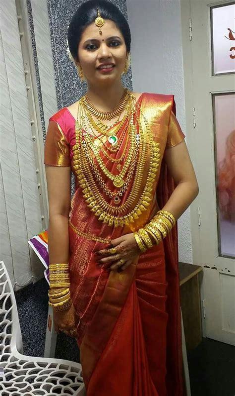 pin  sruthi sivaprakash  wedding jewellery indian