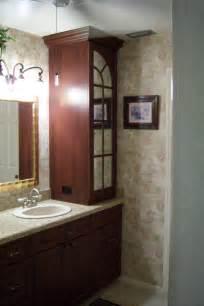 Bathroom Vanity Storage Tower » Home Design 2017