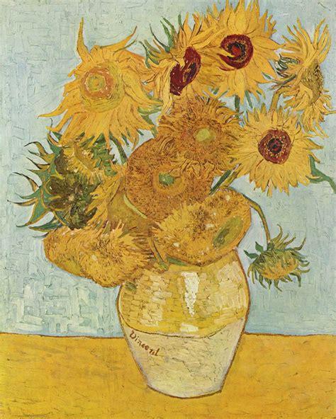 Os margaridões de Van Gogh | FÓSFORO