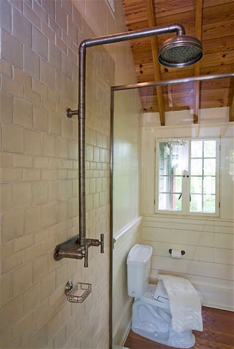 exposed bathroom plumbing 102 best images about waterbridge exposed shower systems