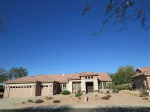 sun city grand homes for sun city grand golf course home for open house