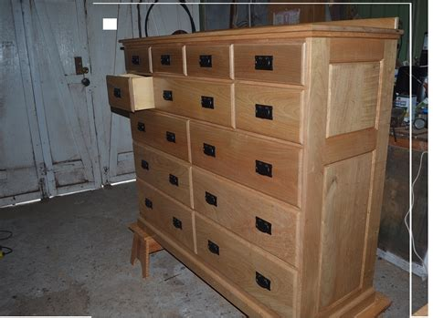 13 Drawer Dresser by 13 Drawer Dresser Finewoodworking