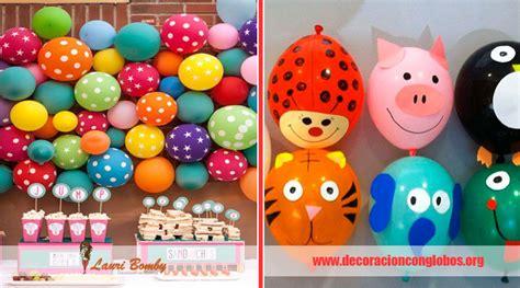 18 adornos y arreglos con globos ideas originales para tus