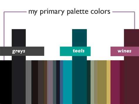 my color palette color in your closet seamwork magazine