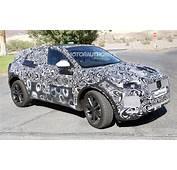 2019 Jaguar E Pace Spy Shots And Video