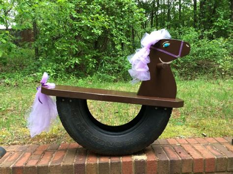 horse swing made from tire 25 unique rocking horses ideas on pinterest wooden