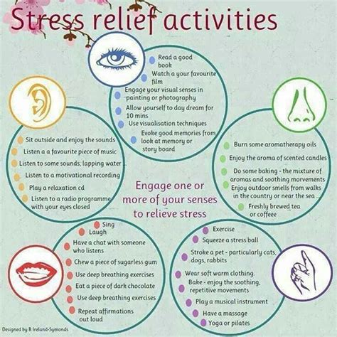 Stress Relief 25 best ideas about stress relief tips on