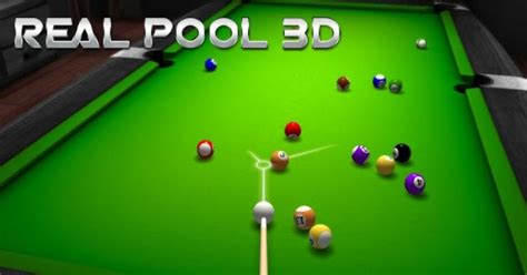 apk d real pool 3d apk android