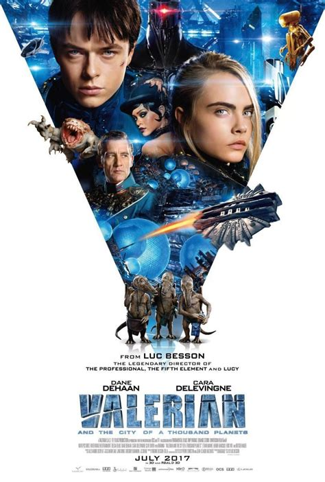 valerian y la ciudad 8467927100 valerian y la ciudad de los mil planetas 2017 filmaffinity books movies