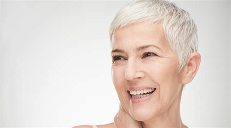 manageable hairstyles for elderly women short hairstyles for older women