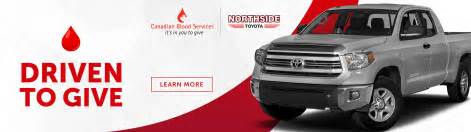 Northside Toyota Driven To Give Northside Toyota